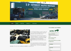 11thstreetautorepair.com