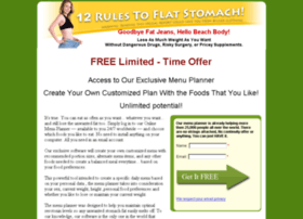 12-rules-to-flat-stomach.com