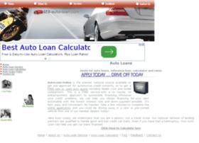 123-auto-loan.com