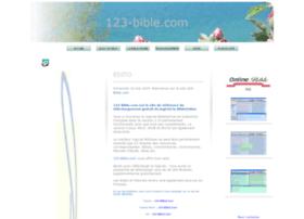 123-bible.com
