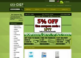 123-cigs.com