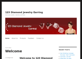 123-diamond-jewelry-earring.com