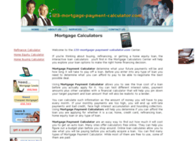 123-mortgage-payment-calculator.com