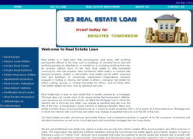 123-real-estate-loan.com