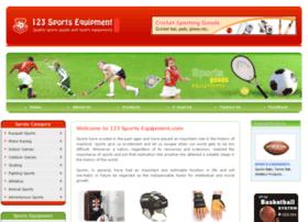123-sports-equipment.com