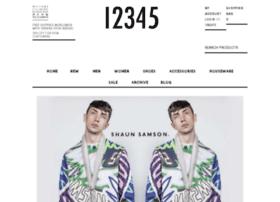 12345clothing.com