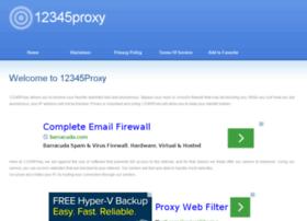 12345proxy.org
