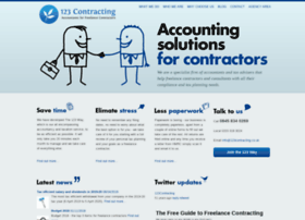123contracting.co.uk