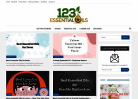 123essentialoils.com