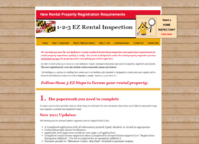 123ezrentalinspection.com