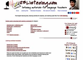 123listening.com
