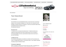 123taxiamersfoort.nl