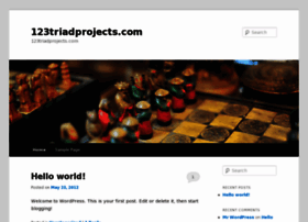 123triadprojects.com