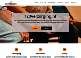 123verzorging.nl