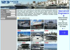 123yachts.com