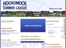 12a.hockomocksummerleague.com