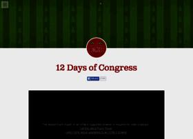 12daysofcongress.tumblr.com