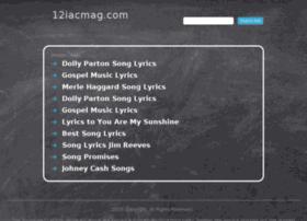 12iacmag.com