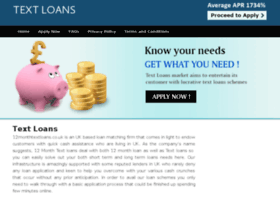 12monthtextloans.co.uk