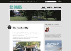 12oaksblog.com