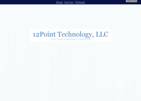 12pointtechnology.com