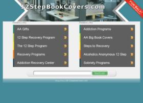 12stepbookcovers.com