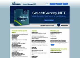 13.selectsurvey.net