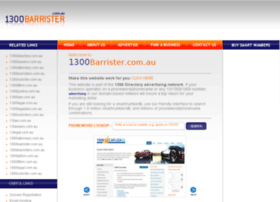 1300barrister.com.au