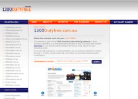 1300dutyfree.com.au