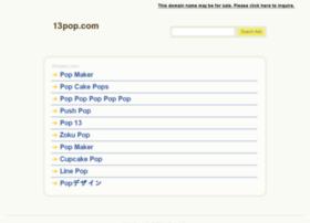 13pop.com