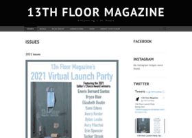 13thfloormagazine.wordpress.com