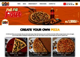 14thstreetpizza.com