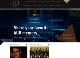 150.aub.edu.lb