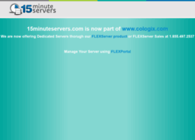 15minuteservers.com