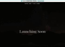 1690amtheone.com