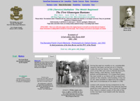 17thwelsh.org.uk