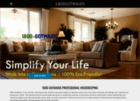1800gotmaids.com