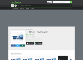 181fmrealcountry.radio.net