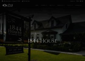 1844house.com