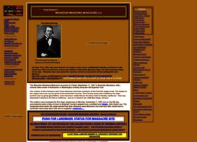 1857massacre.com