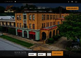 1929hotelseville.com