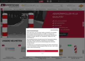 1a-absperrtechnik.de