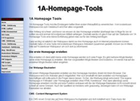 1a-homepage-tools.de