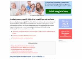 1a-krankenkassen.de