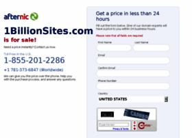1billionsites.com