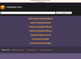 1classical.com