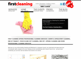 1cleaning.co.uk