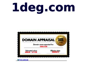 1deg.com