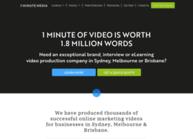 1minutemedia.com.au