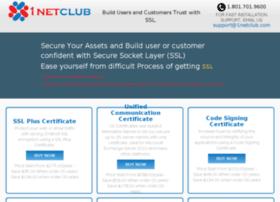 1netclub.com